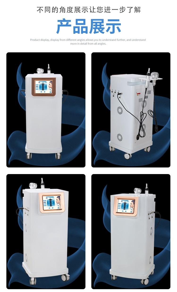 立式腹包塑型仪产品展示
