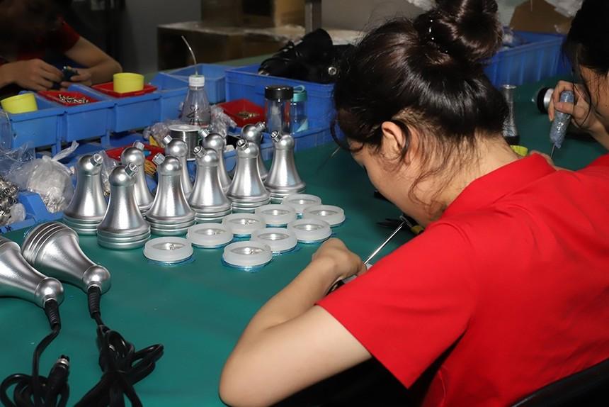 广州震澳美容仪器代加工平台靠谱吗?