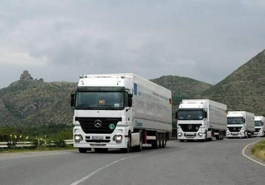 气垫车运输