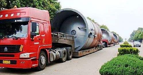 如何提高超宽大件运输效率呢?