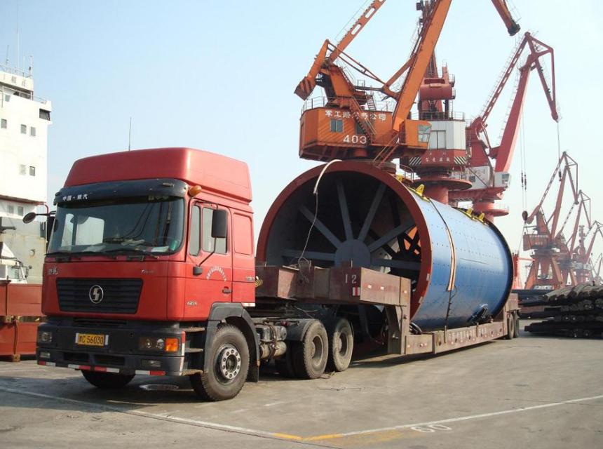天津大件运输谈轻货与重货如何划分