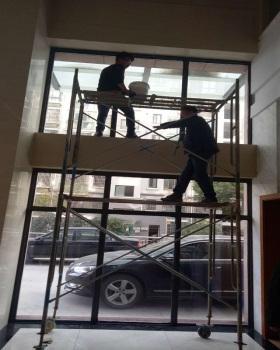 玻璃清洗案例