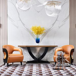 CK家具意式高端輕奢休閑椅別墅CK808