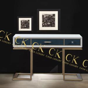 CK家居玄關臺現代簡約輕奢客廳裝飾柜玄關臺靠墻桌子條案極簡玄關桌CK101