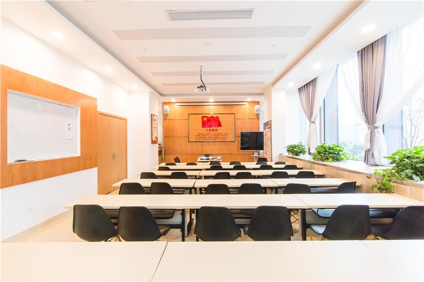 铜元局亚太商谷党群服务中心企业文化墙5