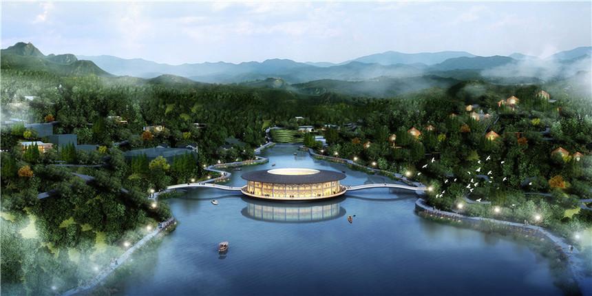 巴南朱家大院建筑设计