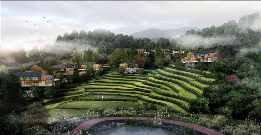 巴南朱家大院城市设计