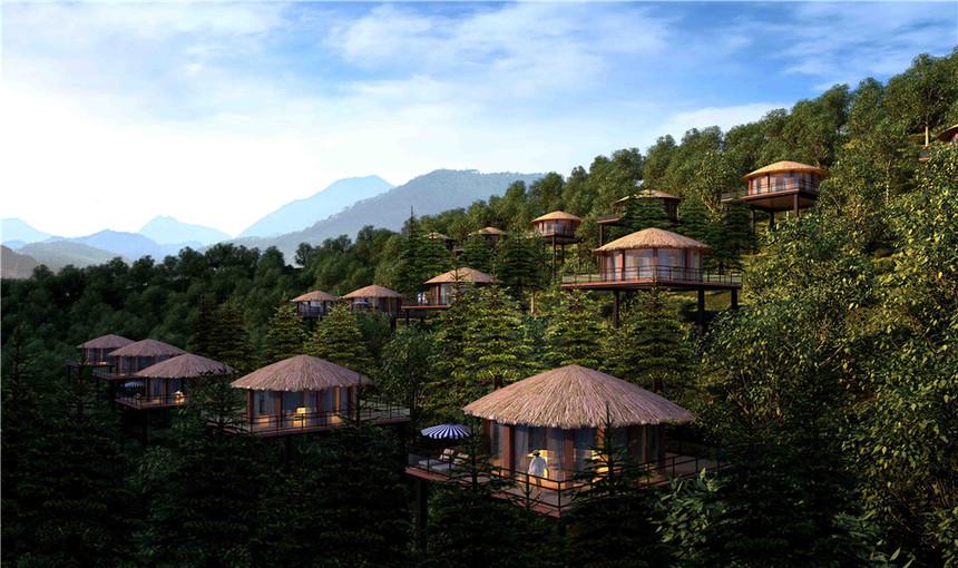 贵州文旅地产建筑规划设计