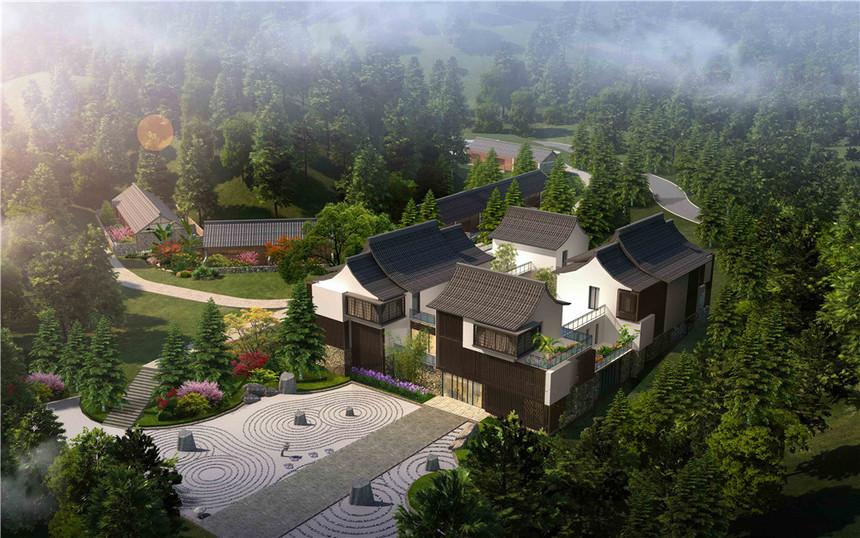 重庆遵义院落建筑规划设计