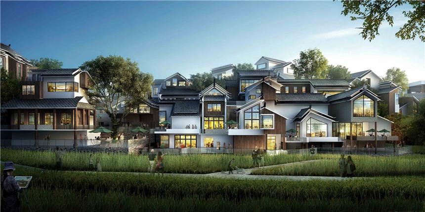 荔浦千乙城建筑设计