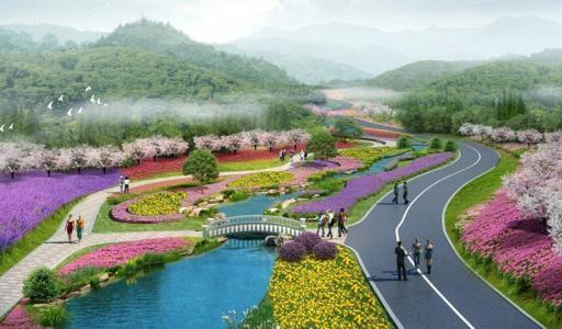 田园综合体建筑规划