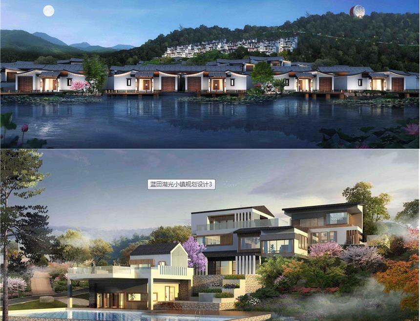 田园综合体建筑规划设计