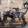 变形金刚机械狗--国内某知名汽车网络公司