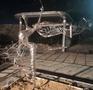 平度碧桂园不锈钢抽象人物雕塑