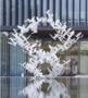 駐馬店碧桂園-飛鳥雕塑