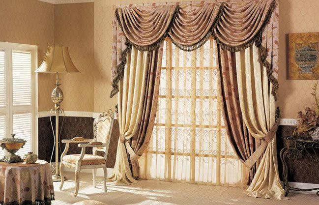 附图:窗帘