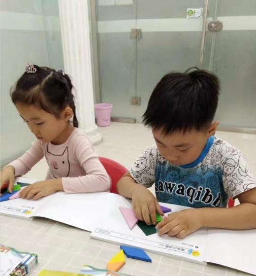 济南儿童识字班