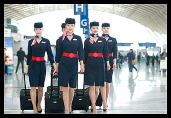 成都市职业航空学院分享空乘专业人员应具备的心