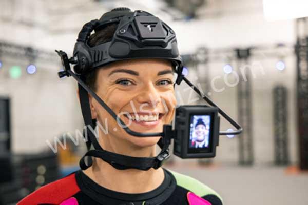 Faceware Inder 面部表情捕捉头盔