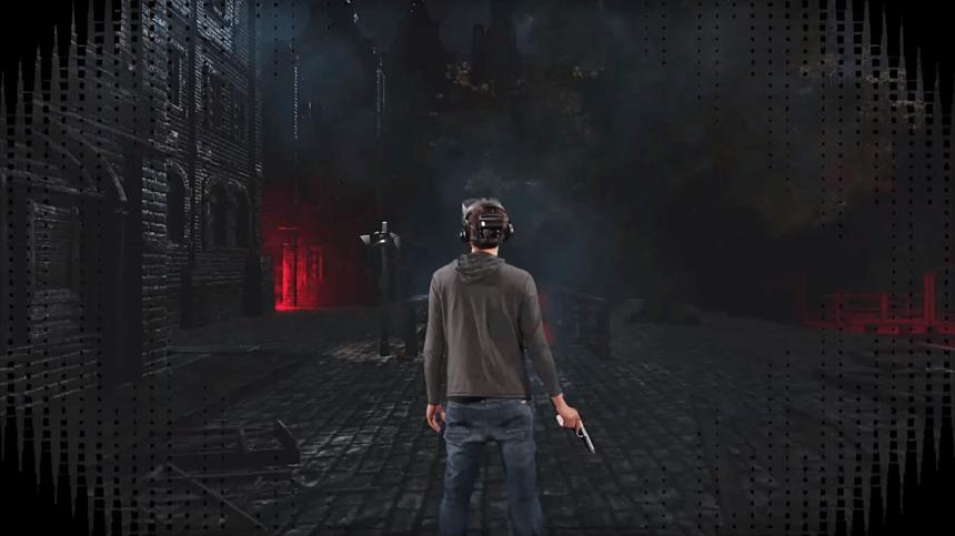 运动捕捉虚拟现实