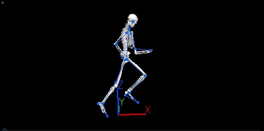 动作捕捉技术助力于医疗康复