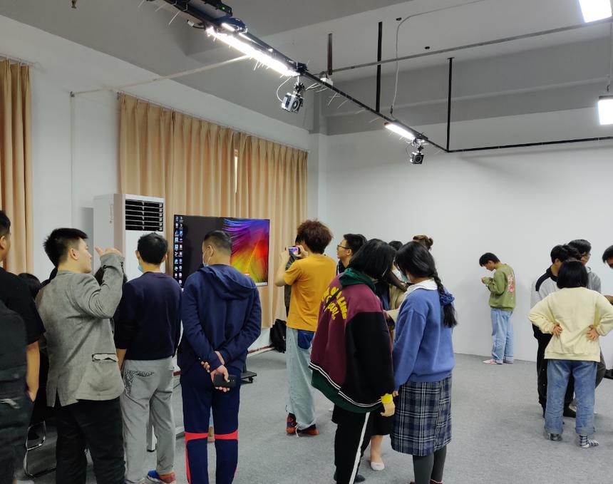 案例分享 | 湖北第二师范学院艺术学院运动捕捉实训室