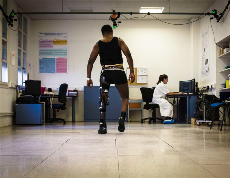 运动捕捉在运动科学领域的应用