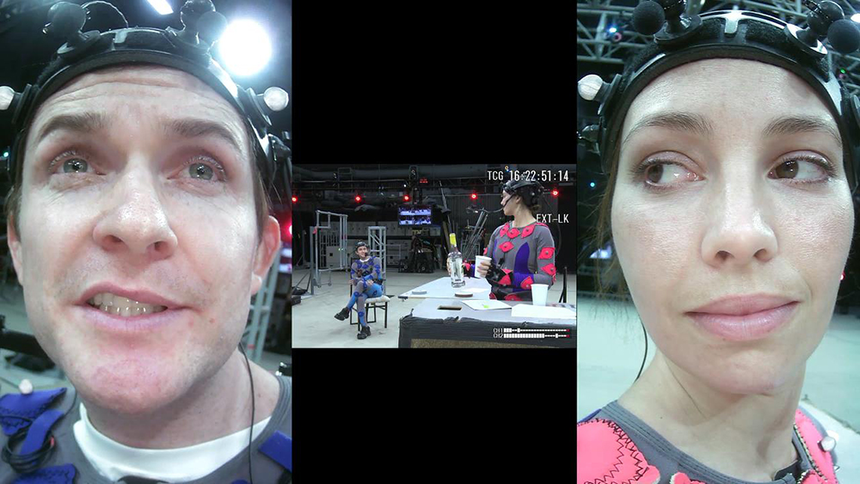 Faceware面部表情捕捉系统