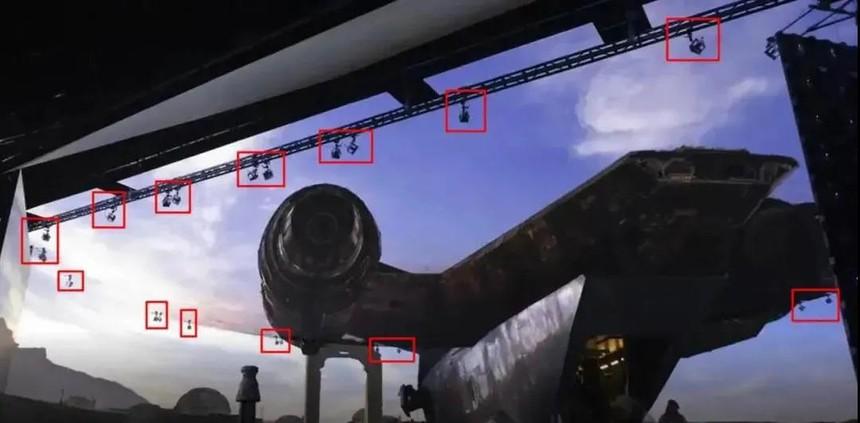 运动捕捉在虚拟拍摄中的应用