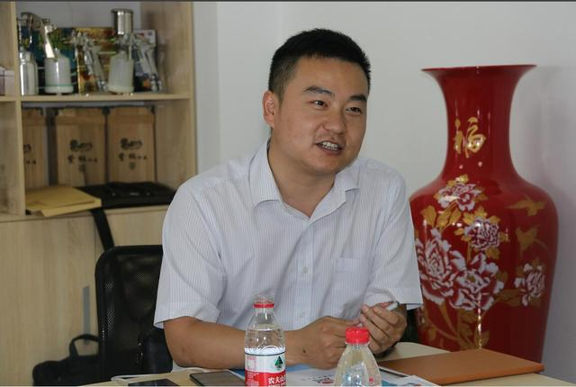 图为:陕西省国际信托股份有限公司郑州财富中心总经理冯建彪.jpg