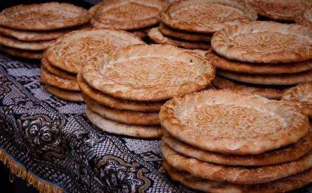 新疆馕 古代称为胡饼.jpg