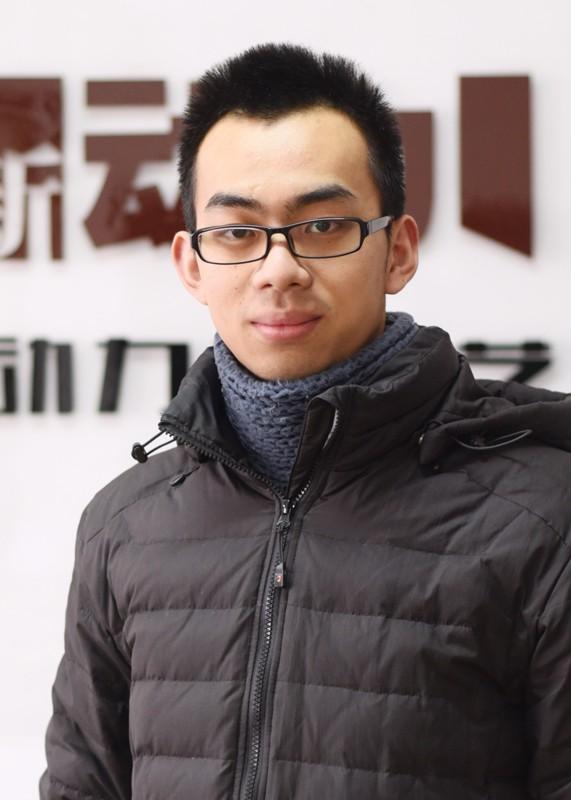 新动力画室老师徐伟