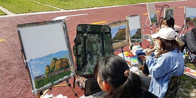 美术艺考生可以报哪些专业