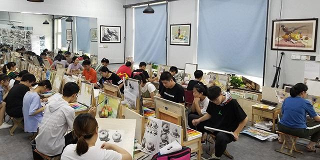 提高美术培训效率的方法!