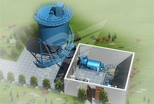 粉煤灰灌浆注胶系统