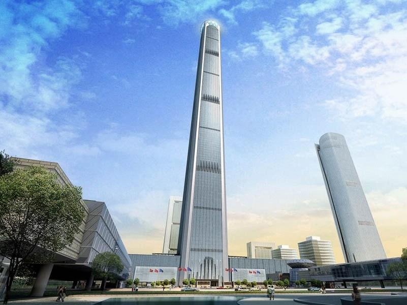 超高层建筑规划设计优化