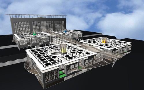 BIM技术可以在建筑行业智能化阶段发挥重要作用