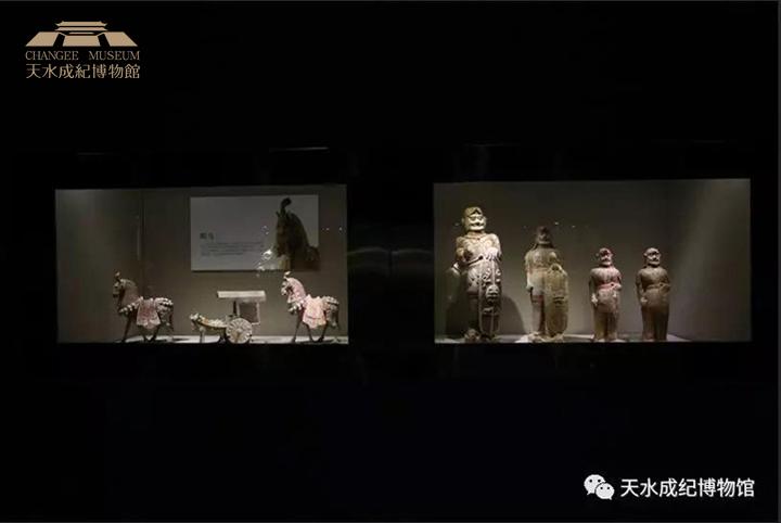 甘肃天水成纪博物馆陶器馆.jpg