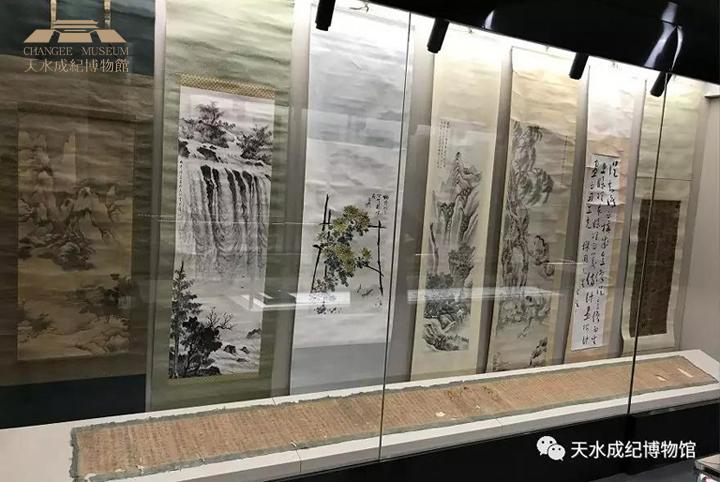 甘肃天水成纪博物馆书画馆.jpg