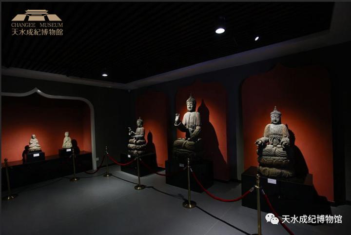 甘肃天水成纪博物馆宗教馆.jpg