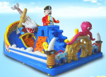 海盗移动水上乐园