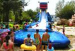 小型儿童移动水上乐园