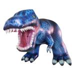 仿真恐龙气模