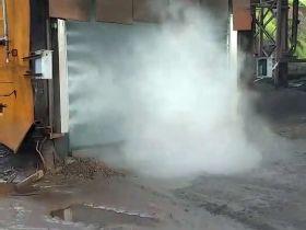 气雾除尘二流体喷雾