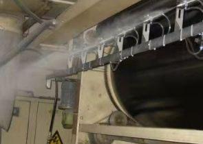 二流体喷雾加湿系统