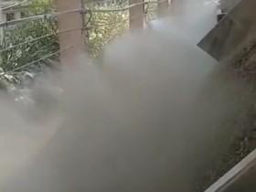 云南凯隆矿场入料口除尘