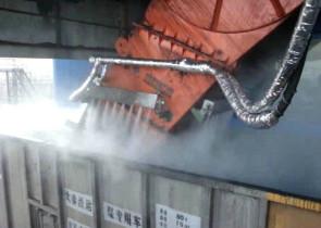 二流体干雾除尘设备