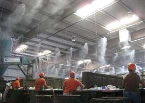 垃圾站除臭,污水处理除臭