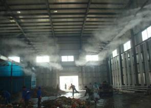 垃圾处理厂除臭