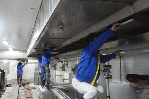 南京大型油烟机清洗公司